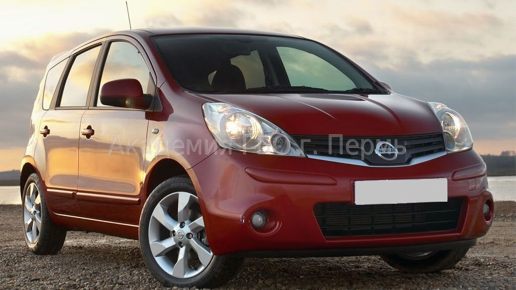 Nissan Note 1.6 110 Hp