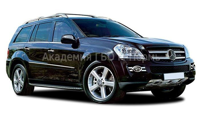 Mercedes-Benz GL550 (X164) 5.5 388 Hp