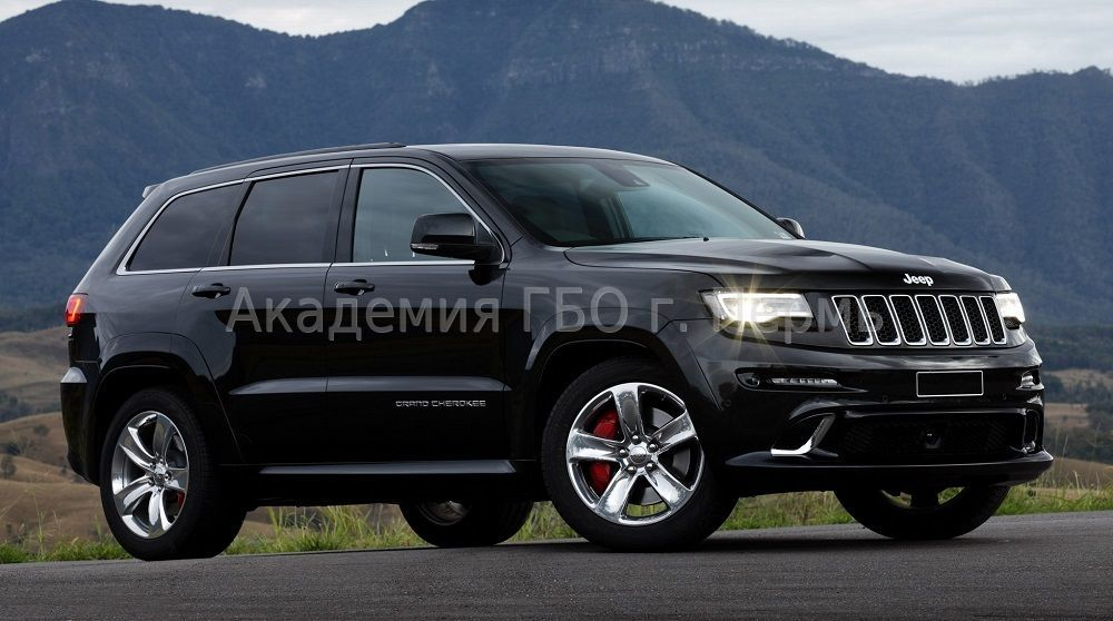 Jeep Grand Cherokee IV 3.6 286 Hp V6