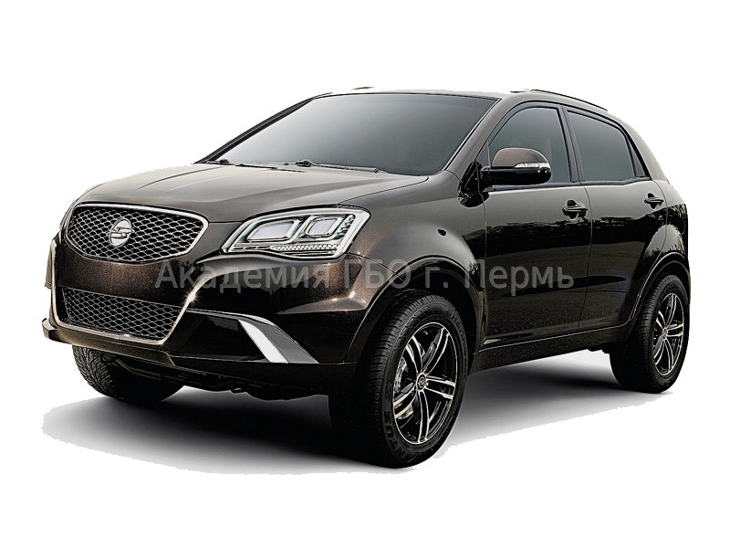SsangYong New Actyon 2.0 149 Hp