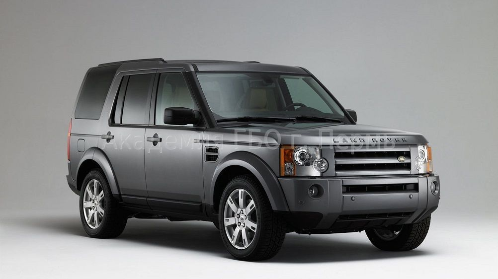 Land Rover Discovery III 4.4 295 Hp V8