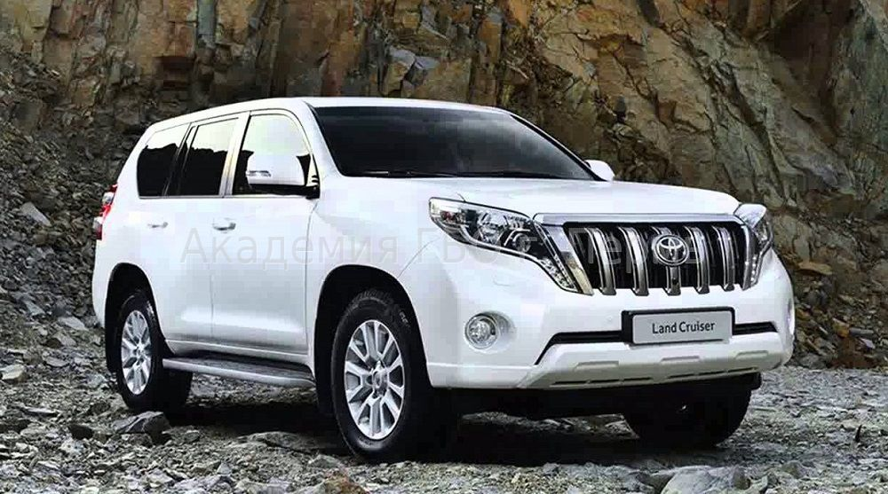 Toyota Land Cruiser Prado 150 4.0 282 Hp V6