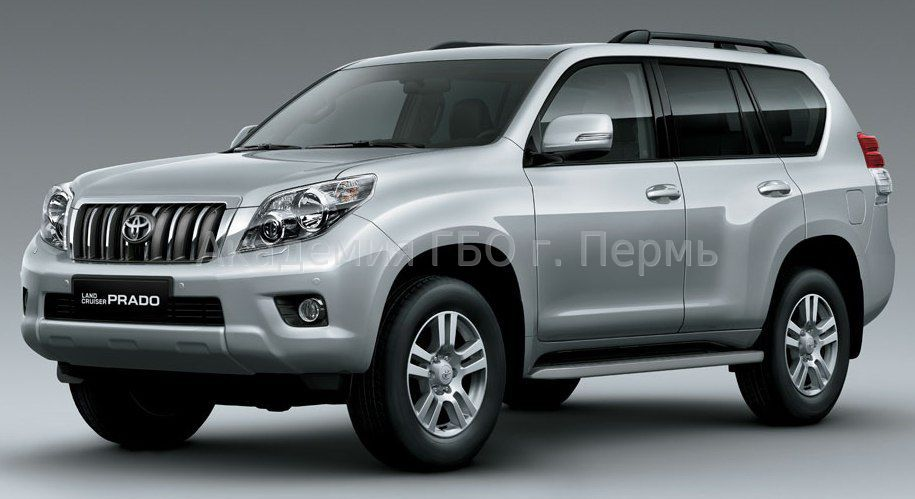 Toyota Land Cruiser Prado 150 2.7 163 Hp
